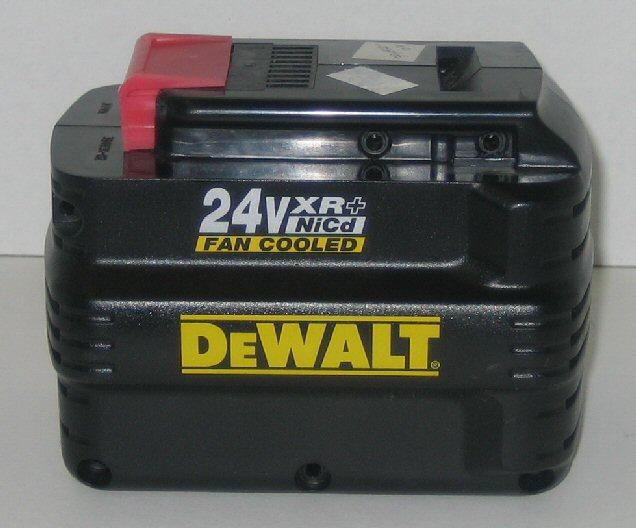 dewalt 24v batter power pack